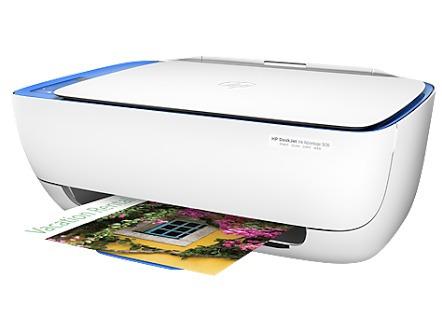 Impressora Hp Modelo 3636