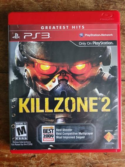 Jogo Killzone 2 - Ps3 - Usado
