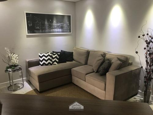 Apartamento Com Fino Acabamento! - 2468-1