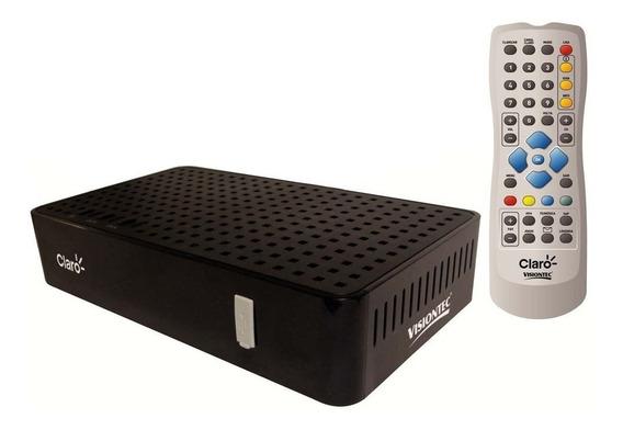 Receptor Claro Tv Pre Pago Digital N5366s Coship