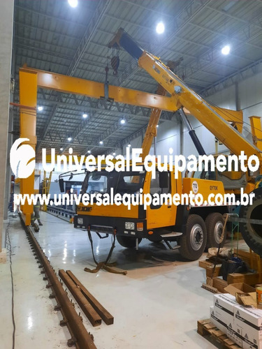 Guindaste Xcmg Qy 70 Ano 2010