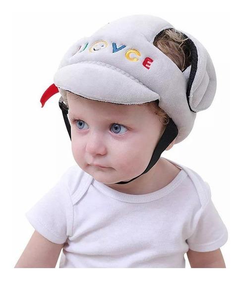 Casco Protector Para Bebé Acolchonado Contra Golpes Y Caídas