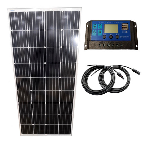 Panel Solar Fotovoltaico 185 Watt 185 Watts 185wp 185w R 20a