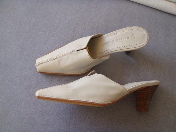 Zapatos De Dama 35 En Piel