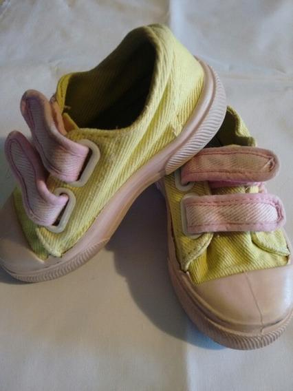 Zapatillas N°23 Muy Lindas!!