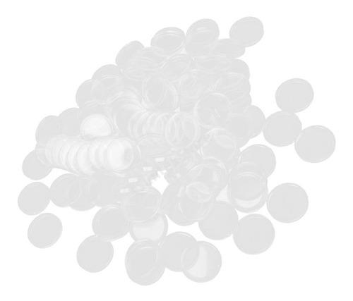 Imagen 1 de 6 de Protectores De Monedas 19mm