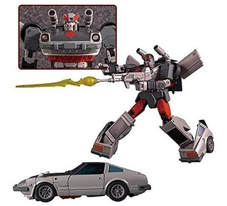 Transformers Masterpiece Edition Mp-18+ Bluestreak: (anime S