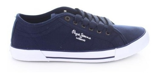 Tenis Para Hombre Pepe Jeans 8163-050447 Color Marino