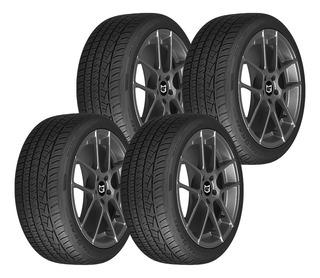 Set 4 Llantas 225/40r18 92w General Tire G-max As-05