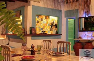 Restaurante A Venda Em São Miguel Do Gostoso