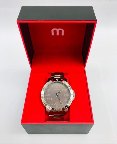 Relógio Masculino Mondaine Ne2 Premium Stile Promo Sem Juros