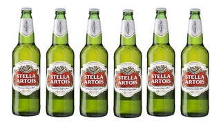 Cerveza Stella Artois 330 Ml X6 Unidades - Perez Tienda -