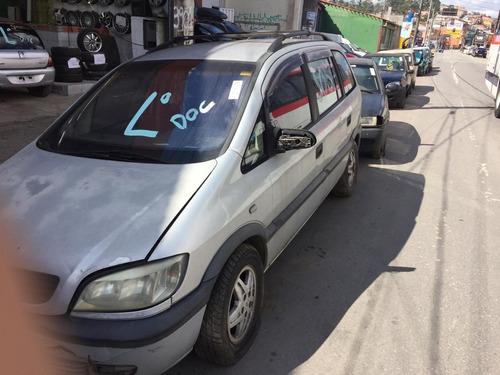 Imagem 1 de 6 de Zafira 2.0 2001 Sucata Para Retirada De Peças