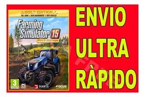 Farming Simulator 15 - Jogo Para Computador