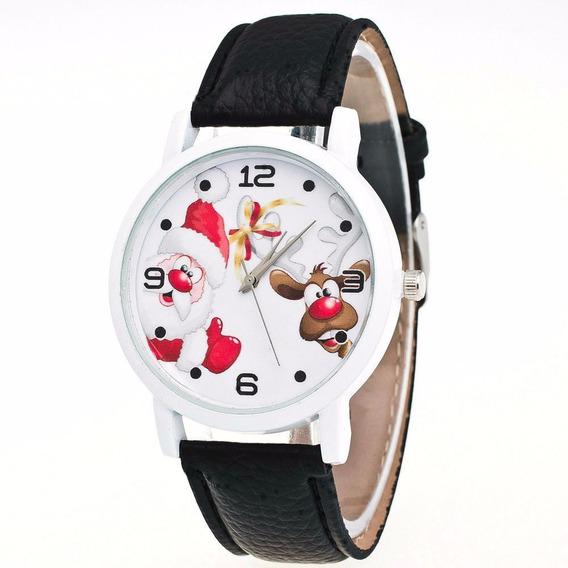 Relógio De Pulso Natal Menino Menina Criança Adolescente 151
