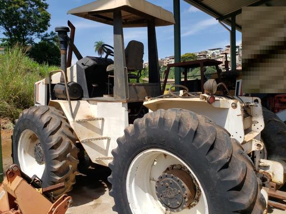 Trator Agrícola Articulado Mullet Tm14 4x4 Ano 1990