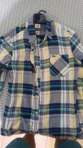 Camisa Lacoste Live