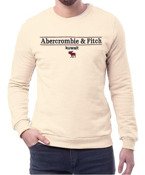 Buzo De Hombre Frizados Relieve Abercrombie Premium #bf8