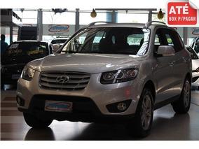 Hyundai Santa Fe 3.5 Mpfi Gls V6 24v 285cv Gasolina 4p Autom