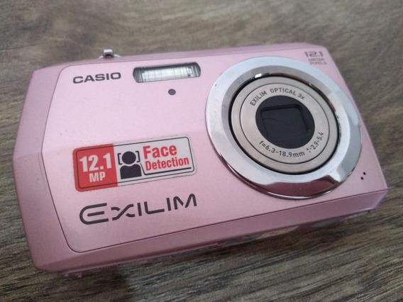Câmera Cássio Exilim 12.1 Mega