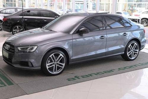 Audi A3 Sedan Performance Black 2.0tfsi 220cv C/teto/20