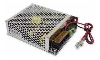 Fuente Ups 12v 4a Switching Metalica Carga Bateria Cctv