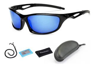 Oculos Sol Pesca Dia-a-dia Polarizado Uv400 +brinde Promoção