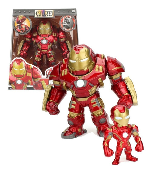 Hulkbuster Avengers 6.5 Pulgadas Jada Metals M132 Iron Man