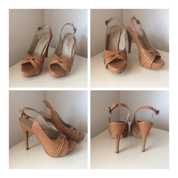 Zapatos Marca Heyas Nro 36 El Precio Correspond A Cada Par