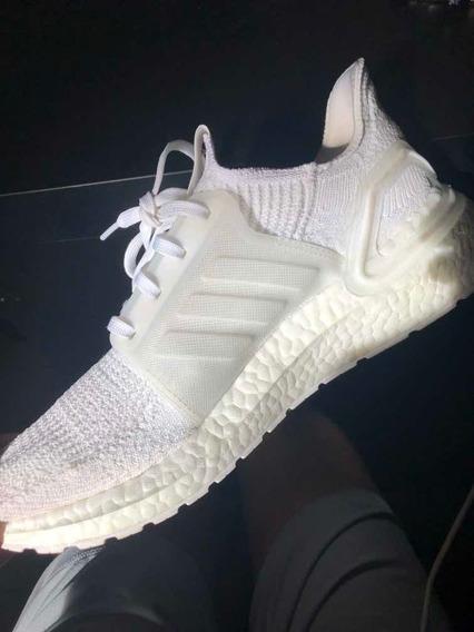 Tênis Da adidas, Ultra Boost 19 Branco