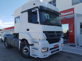Mercedes Benz Axor 2041 Canelinha - Selectrucks
