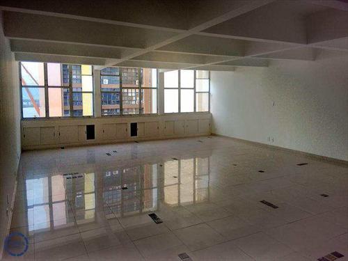 Conjunto Comercial Em Santos Bairro Centro - A7321