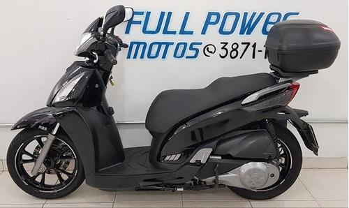 Suzuki Kymco People Gt 300 Preta 2018