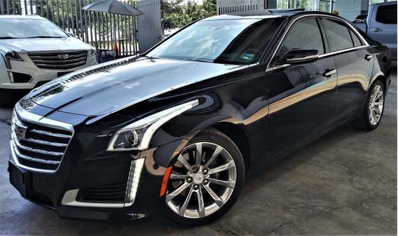 Cadillac Cts 2016 3.6 Premium V6 At