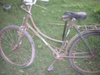 Bicicleta Antigua A Restaurar