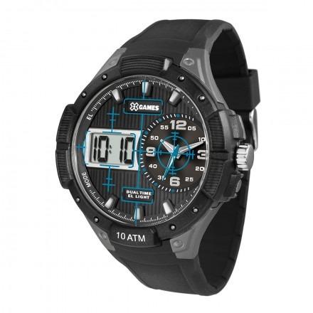 Relógio X-games Masculino Xmppa220 Bxpx De 249 Por 179,99