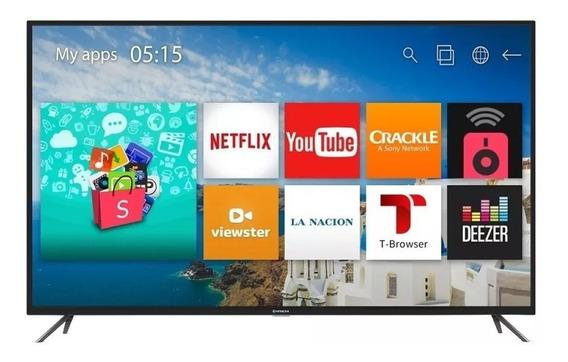 Smart Tv Led 50 Hitachi Le504ksmart20 4k Con Android