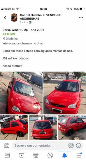 Chevrolet Corsa 1.0 Wind 2p