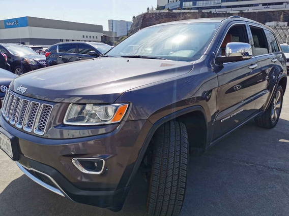 Jeep Grand Cherokee 2014 5p Limited 4x2 V6/3.6 Aut