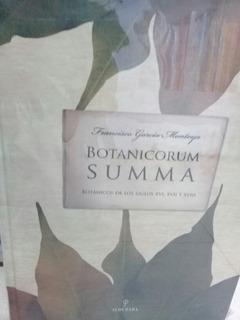 Libro:botanicorum Summa,botánicos De Los Siglos Xvi.xvii