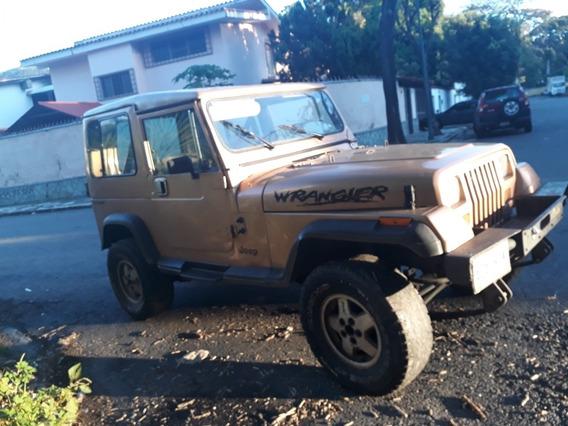 Jeep Wrangler Wrangler Techo Duro