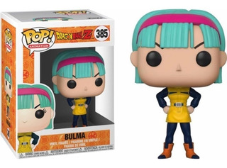 Funko Pop! | Dragon Ball Z - Bulma 385 Original