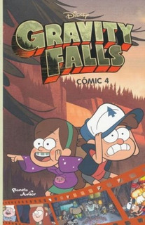 Gravity Falls Cómic 4 - Envío Gratis Nuevo