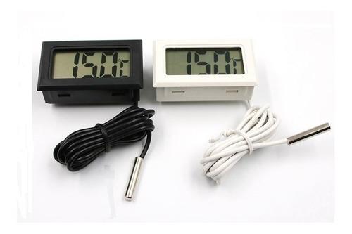 Termometro Digital Temperatura Grados Con Sonda Modelo 2019