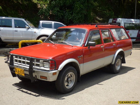 Chevrolet Luv Station Wagon