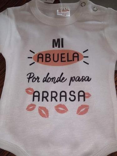 Body De Bebé Personalizado