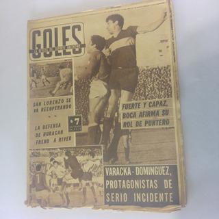 Goles 730 Gimnasia Y Esgrima Lp 4 Independiente 2 Gano Boca
