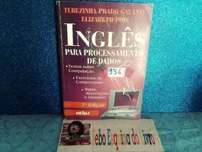 Inglês Para Processamento De Dados(foto Real)