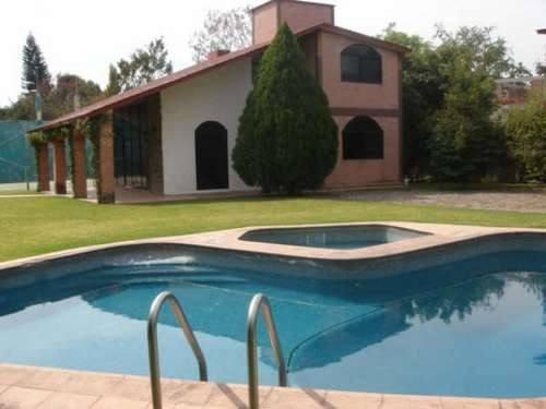 Oferta , Casa Sola En Renta En Yautepec 5554324821