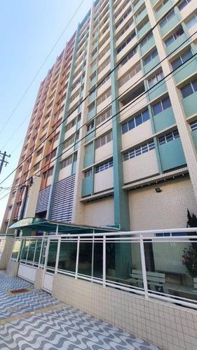 Apartamento À Venda, 80 M² Por R$ 199.000,00 - Tupi - Praia Grande/sp - Ap2810